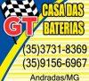 GT Casa Das Baterias